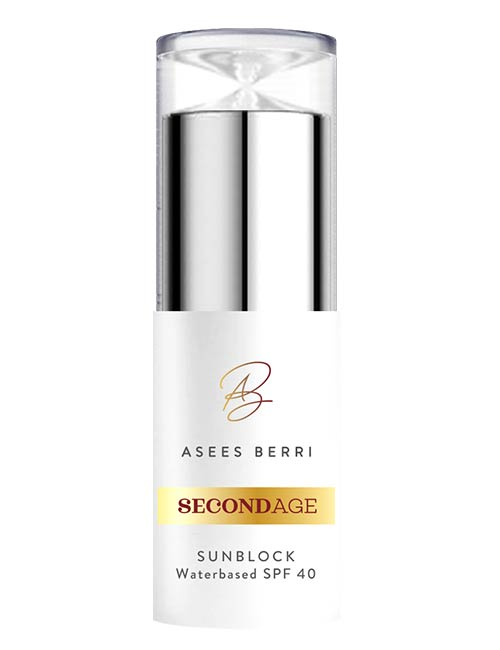 Anti-ageing water based Sunscreen